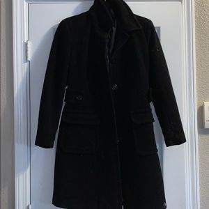 Women's pea coat
